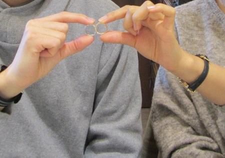 19020301木目金の結婚指輪 _M001.JPG