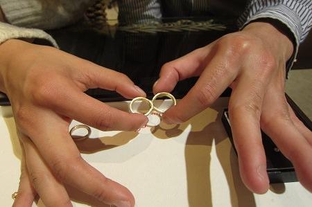 19021001木目金の婚約指輪・結婚指輪_Z001.JPG