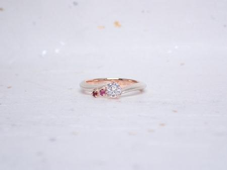 19021001木目金の婚約指輪・結婚指輪_Z003.JPG