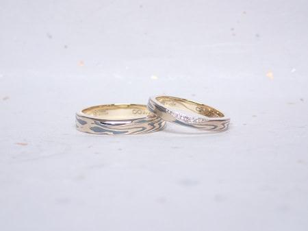 19021001木目金の婚約指輪・結婚指輪_Z004.JPG