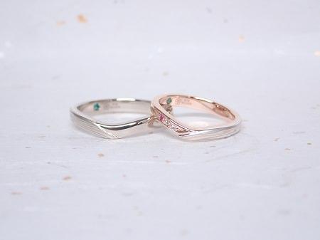 19021101木目金の結婚指輪_F001.JPG