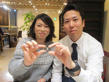19021501木目金の結婚指輪_M001.JPG