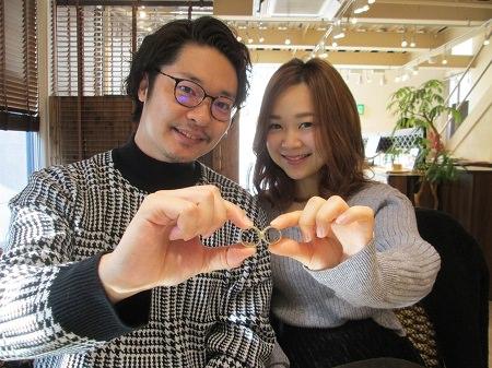 19022301木目金の結婚指輪_M001.JPG
