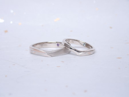 19022401木目金の婚約指輪と結婚指輪_Q004.JPG