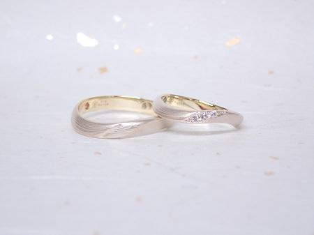 19022401木目金の婚約指輪・結婚指輪_J004.JPG