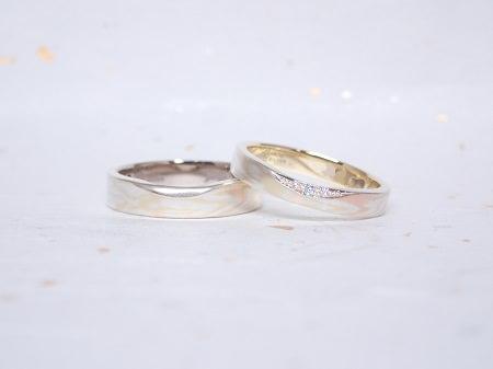 19022403木目金の婚約指輪・結婚指輪_J004.JPG