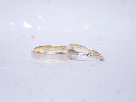 19022403木目金の結婚指輪Y_003.JPG
