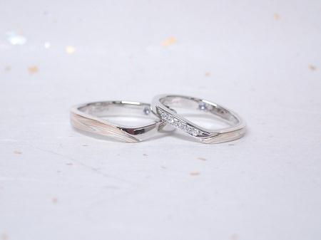 19030301木目金の婚約指輪と結婚指輪_Q004.JPG