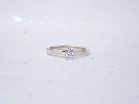19030301木目金の婚約指輪と結婚指輪A_001.JPG