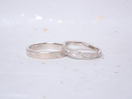 19030301木目金の婚約指輪と結婚指輪A_002.JPG