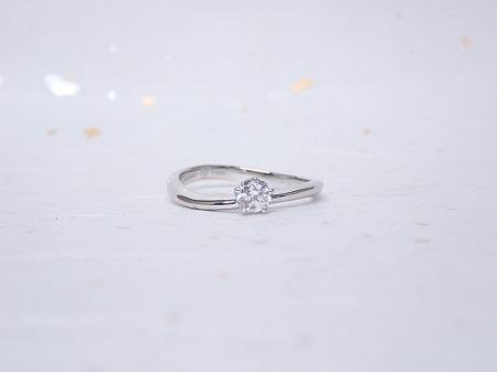 19030401木目金の婚約指輪と結婚指輪_Q004①.JPG