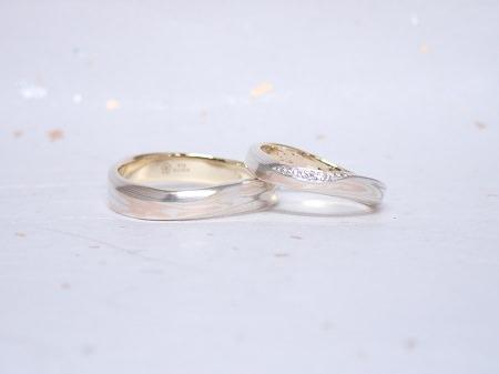 190307木目金の結婚指輪Y_005.JPG