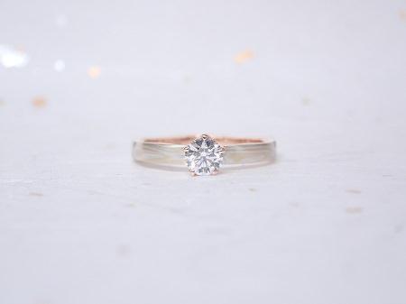19031002木目金の婚約指輪と結婚指輪_A003.JPG