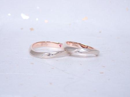 19031702木目金の結婚指輪Y_003.JPG