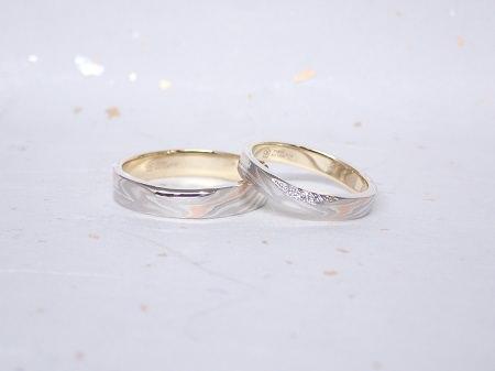 19031901木目金の結婚指輪Y_005.JPG