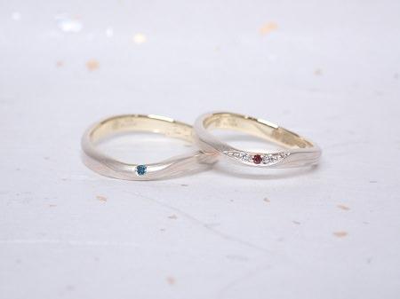 19032403木目金の結婚指輪Y_004.JPG
