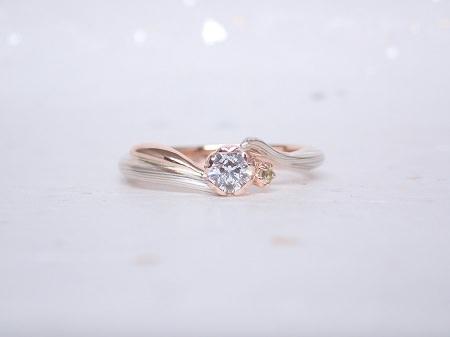 19033101木目金の婚約指輪_B001.JPG