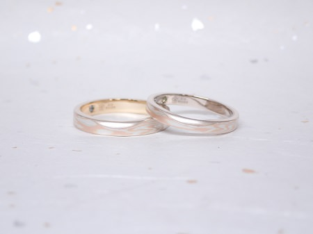190401木目金の結婚指輪-Y005.JPG