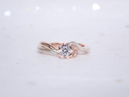 19040601木目金の婚約結婚指輪_E004.JPG