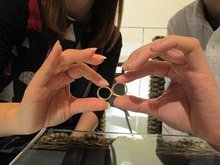 19040601木目金の結婚指輪_M001.JPG