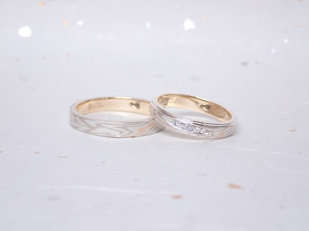 19040602婚約指輪と木目金結婚指輪_A004.JPG