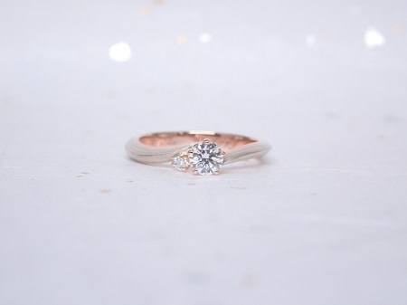 19042101木目金の婚約指輪・結婚指輪_B004.JPG