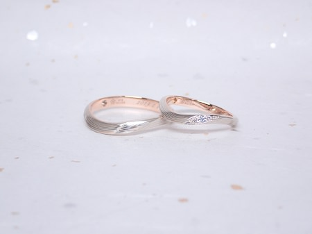 19042101木目金の婚約指輪・結婚指輪_B005.JPG