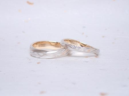 19042301木目金の婚約指輪・結婚指輪_Q005.JPG