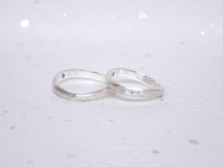 19042701木目金の婚約指輪と結婚指輪_M004(2).JPG