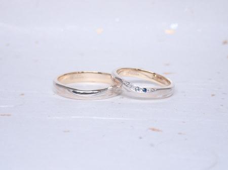19042701木目金の婚約指輪・結婚指輪_B002.JPG