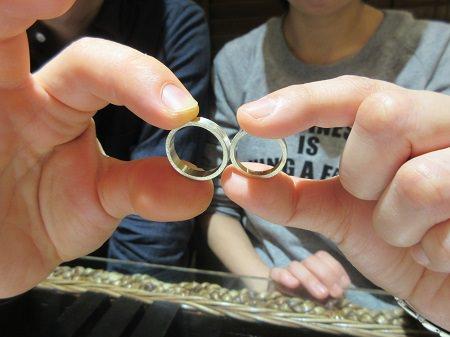 19050101木目金の結婚指輪_N001.JPG
