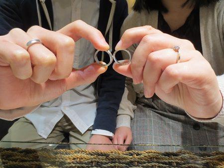 19051101木目金の結婚指輪_OM001.JPG