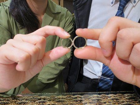19051601木目金の婚約・結婚指輪_OM001.JPG
