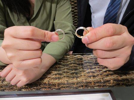 19051601木目金の婚約・結婚指輪_OM002.JPG