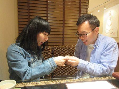 19051801木目金の婚約指輪・結婚指輪_N002.JPG