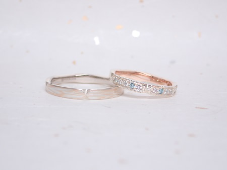 19052501 木目金の婚約指輪・結婚指輪_B004.JPG
