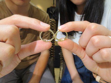 19052602木目金の結婚指輪_OM001.JPG