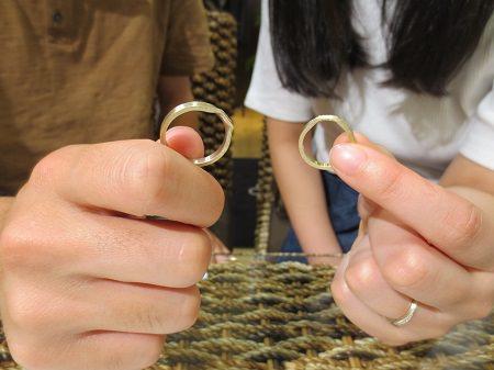 19052602木目金の結婚指輪_OM002.JPG