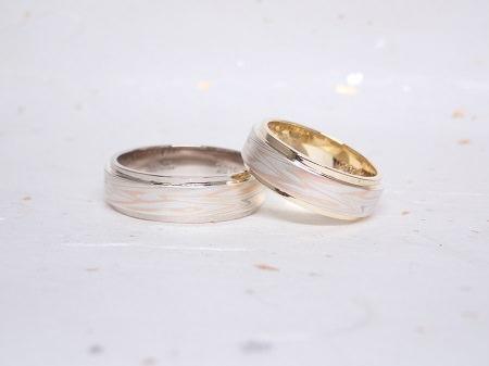 19053101木目金の結婚指輪_H001.JPG