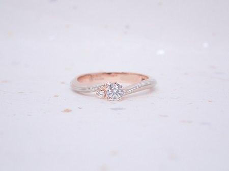 19060601木目金の婚約指輪・結婚指輪N_0003.JPG