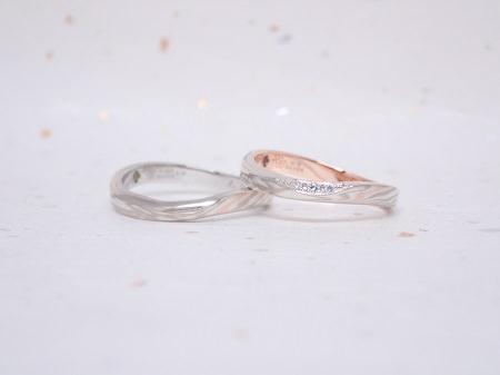 19060601木目金の婚約指輪・結婚指輪N_004.JPG