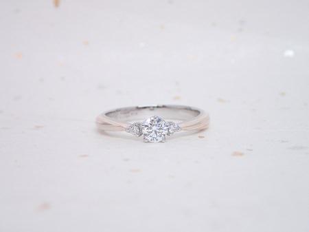 19060601木目金の婚約指輪_D001.JPG