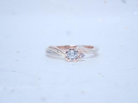 19061201木目金の婚約指輪_F002.JPG
