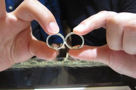 19061501木目金の結婚指輪_Z001.JPG