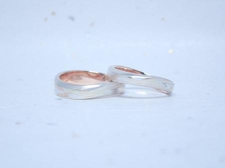 19061601木目金の結婚指輪_Q003.JPG
