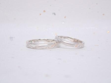 19062303木目金の結婚指輪_F002.JPG