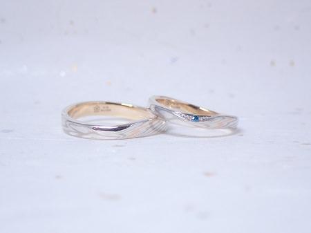 19062304木目金の結婚指輪_F002.JPG