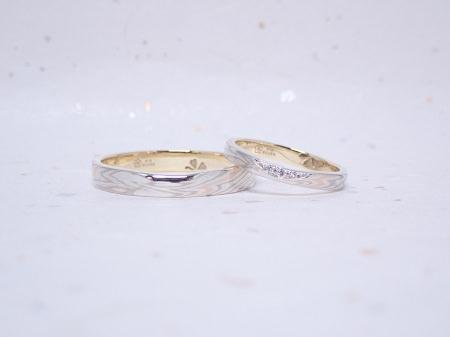 19062902木目金の結婚指輪_OM004.JPG