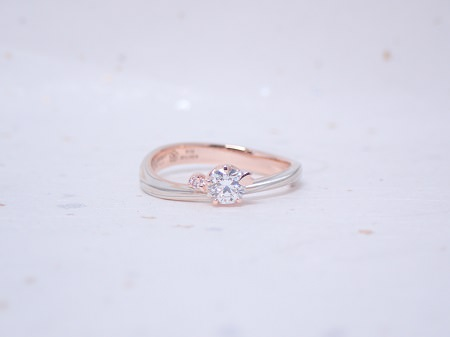 19062905木目金の婚約指輪・結婚指輪J-004.JPG