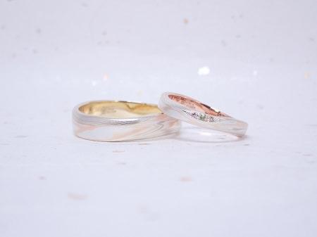 19063001木目金の結婚指輪_Q003.JPG